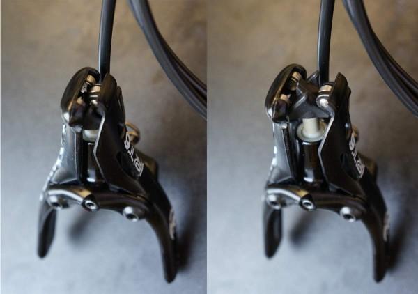 1 Гидравлическая тормозная система для дорожного велосипеда