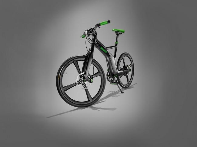 електровелосипед Smart Brabus
