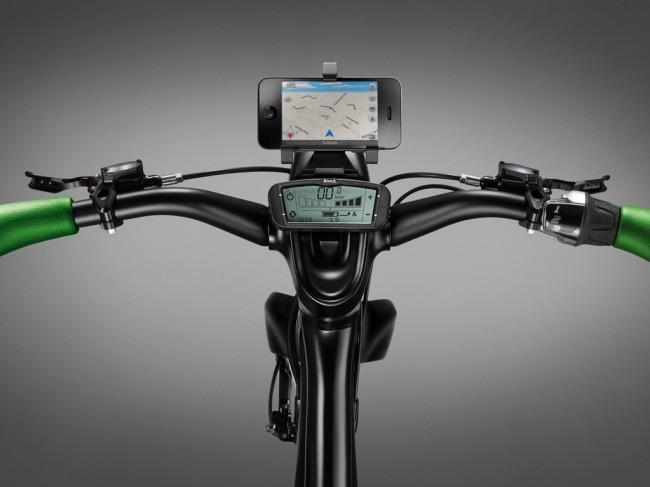 Электрический велосипед Ebike от Brabus
