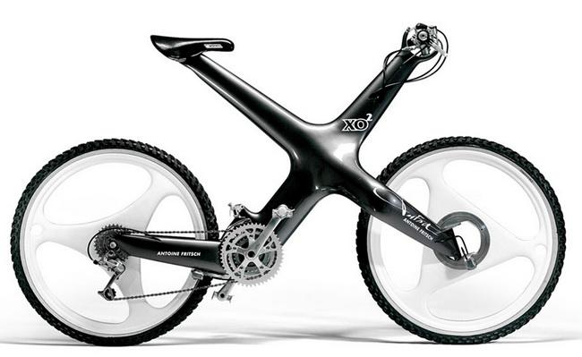 горный велосипед Fritsch-Durisotti