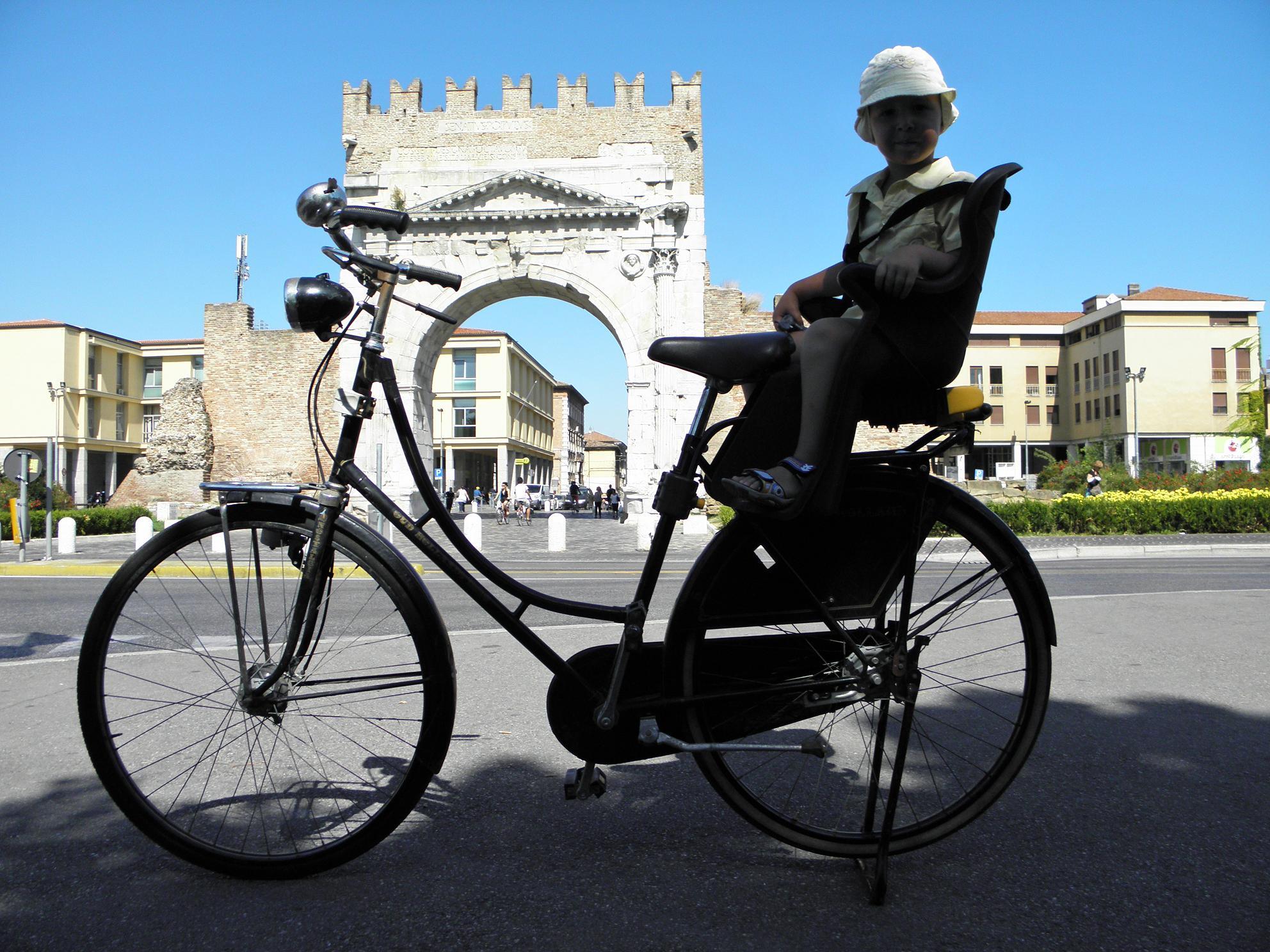 На велосипеде по Италии