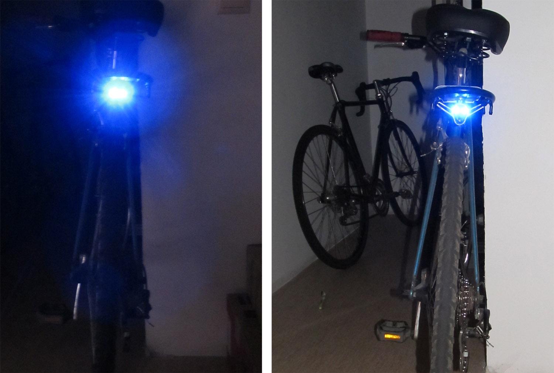 Как сделать фонарики для велосипеда своими руками 479