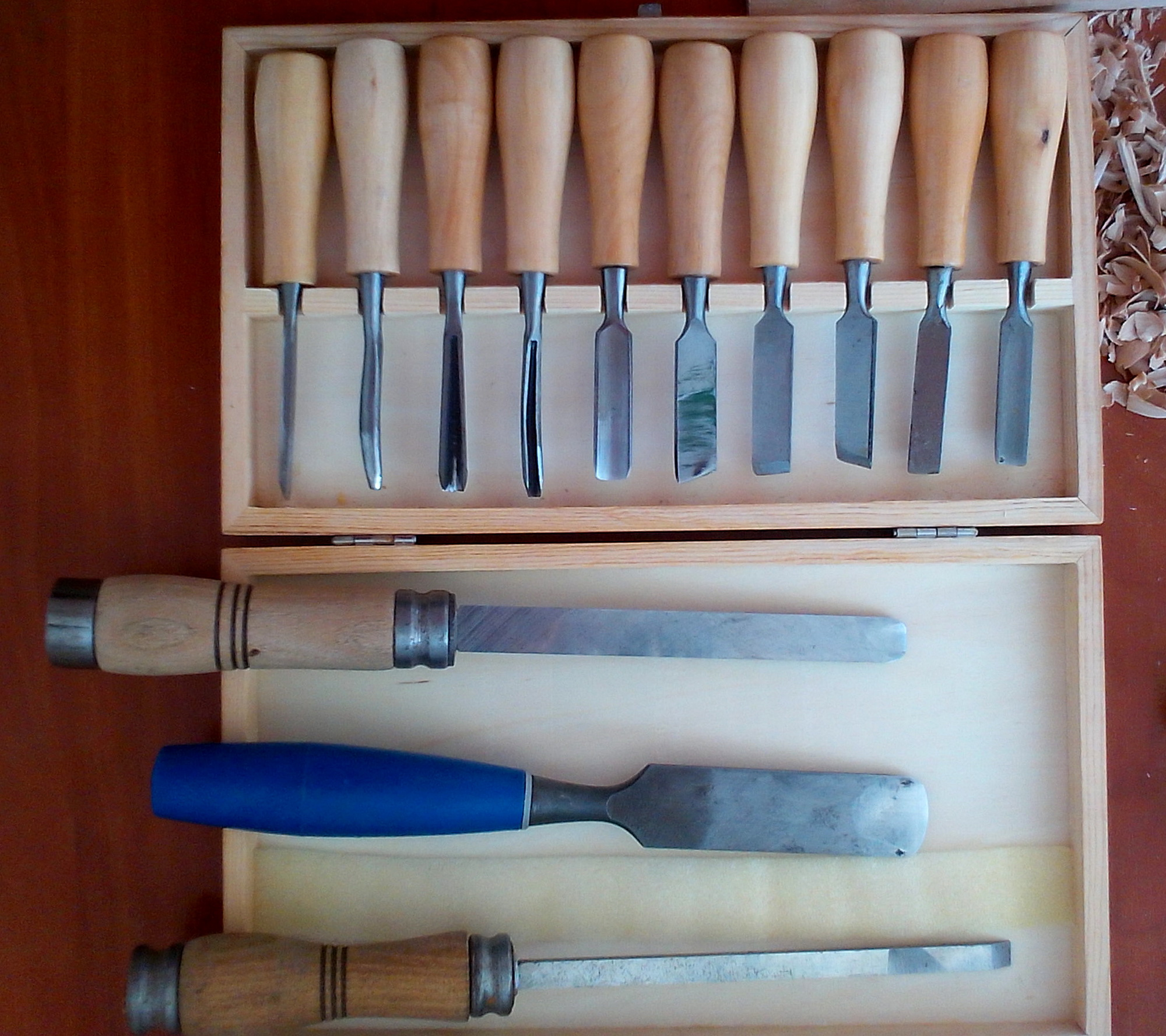 инструменты по дереву: