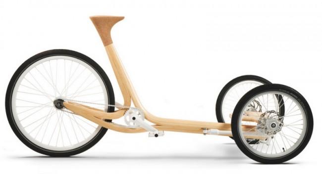 трехколесный  велосипед Fritsch-Durisotti