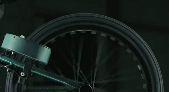 Проигрыватель пластинок? Turntable rider!