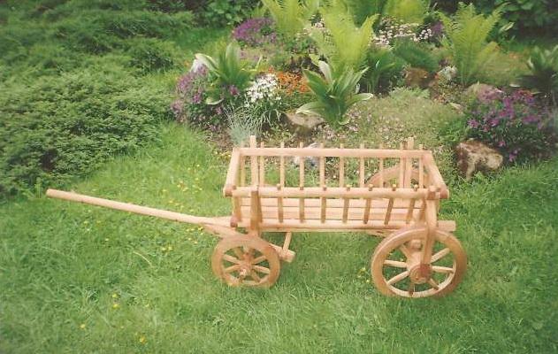 деревяный возок