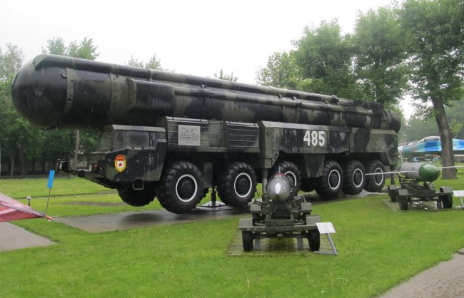 Стратегическая ракета