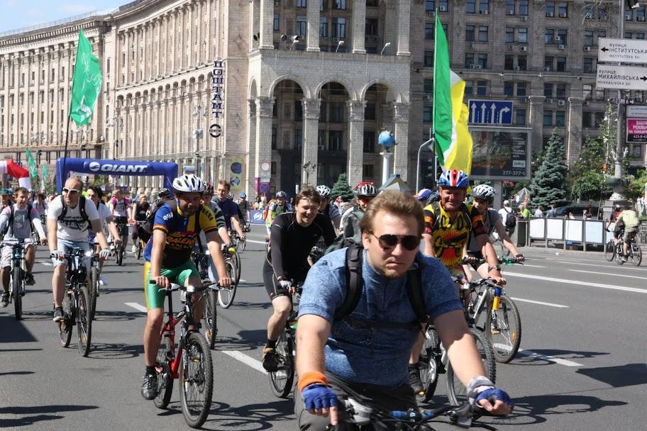 велодень в Киеве