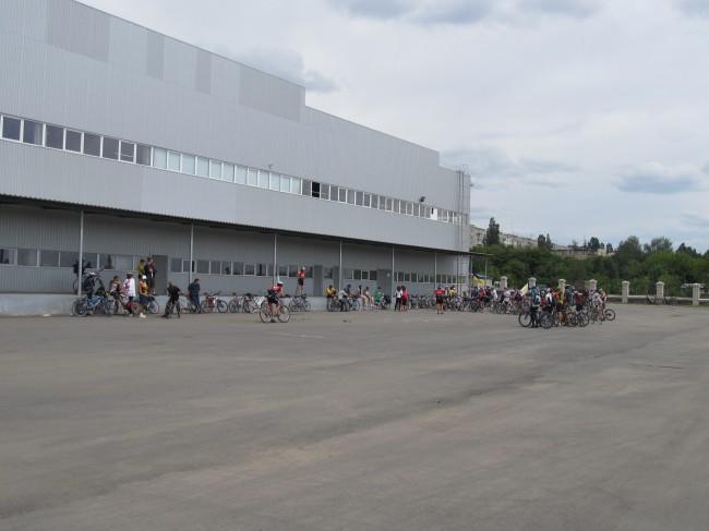 Велодень 2012 Винница