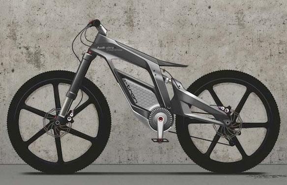 audi ducati електро велосипед