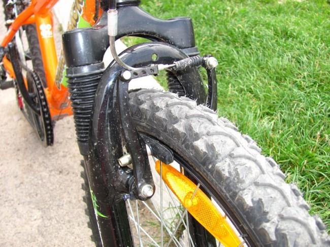 Купили детский велосипед Diamondback