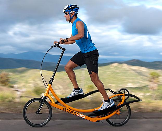 Велосипед ElliptiGO