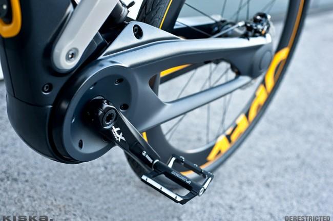 Электровелосипед Opel RADe