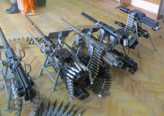 Вертолетный пулемет