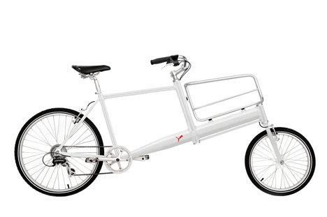 Велосипед Puma 2012