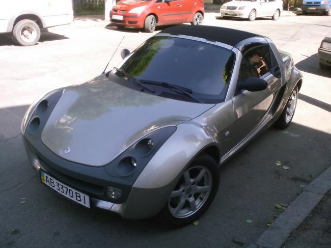 Smart Roadster Brabus 2003