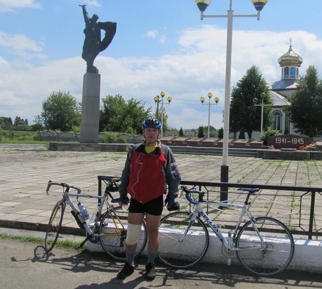Пам'ятник перемоги 1941-1945