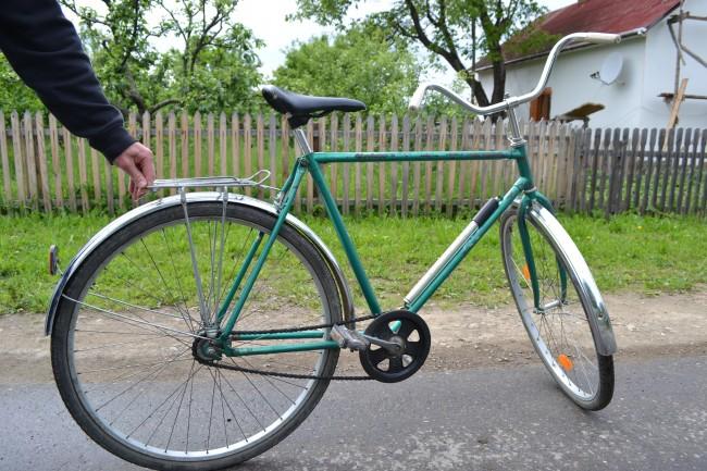 Велосипед Аист ММВЗ