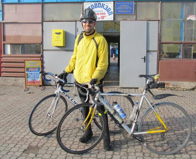 Літин велосипедисти