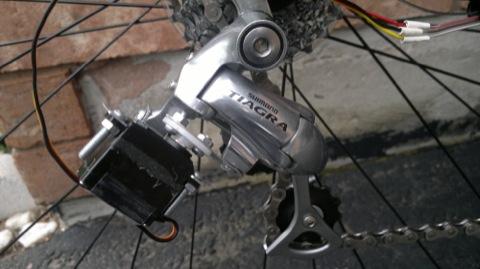 Как сделать электронный велосипед своими руками 197