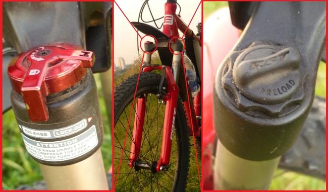 Мой велосипед Fort Soul