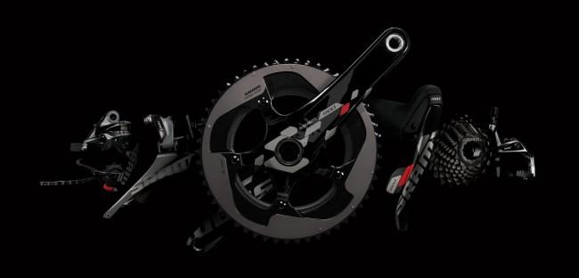 Новый 2012 SRAM Red – легче, тише, аэро, эргономичнее