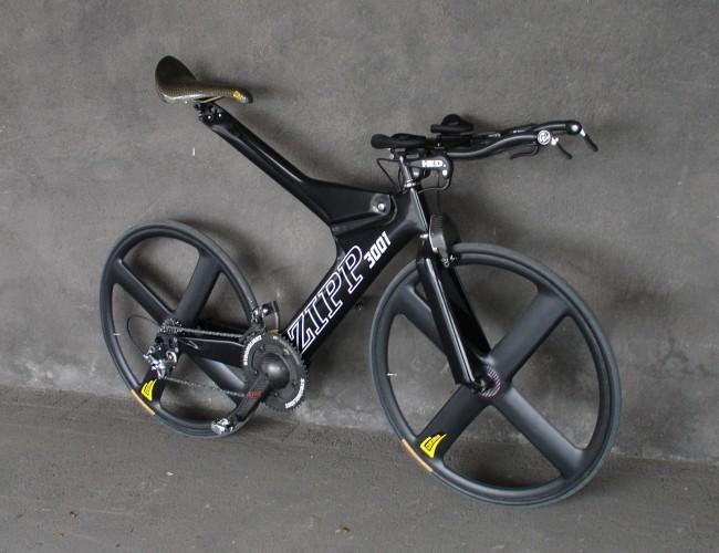 Карбоновый велосипед ZIPP 3001