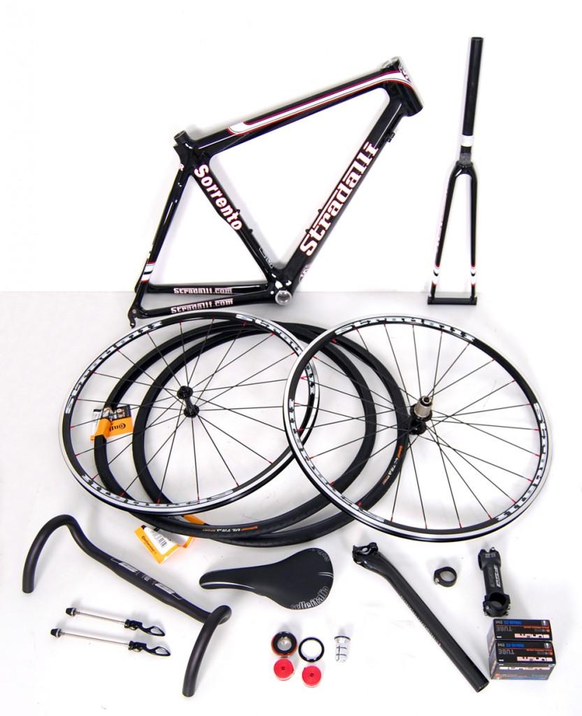 велосипед Stradalli аксессуары Bike parts