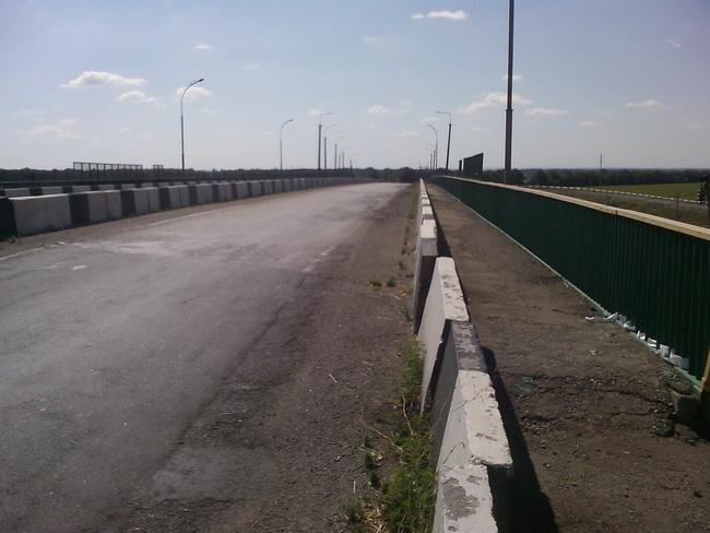 Пятихатки. Мост