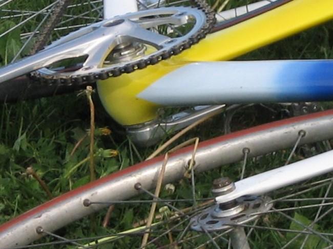 Велосипед АНТК имени Антонова