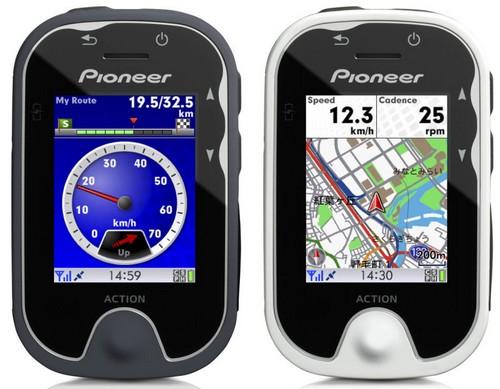 Велосипедный навигатор Pioneer Potter-Navi SGX-CN700