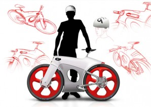 Porsche-911-bicycle-concept-Bastiaan-Kok-Red-Wheelset-298x210