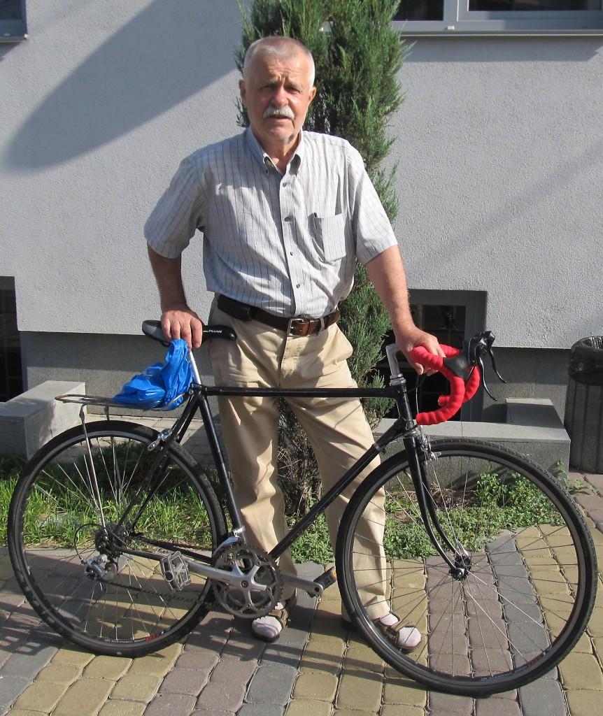 Титаренко – Мой велосипед – Турист