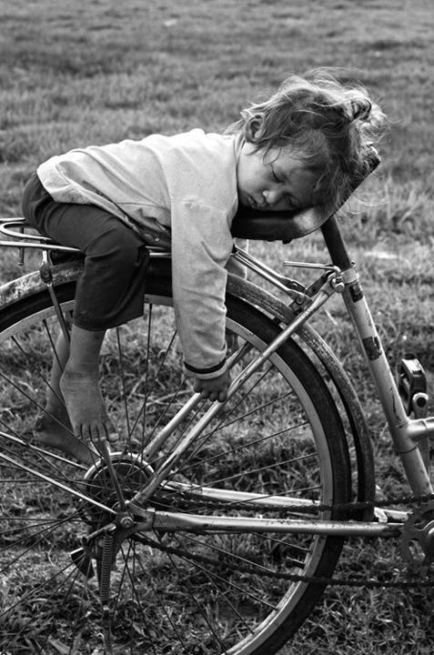 Велосипедный сон