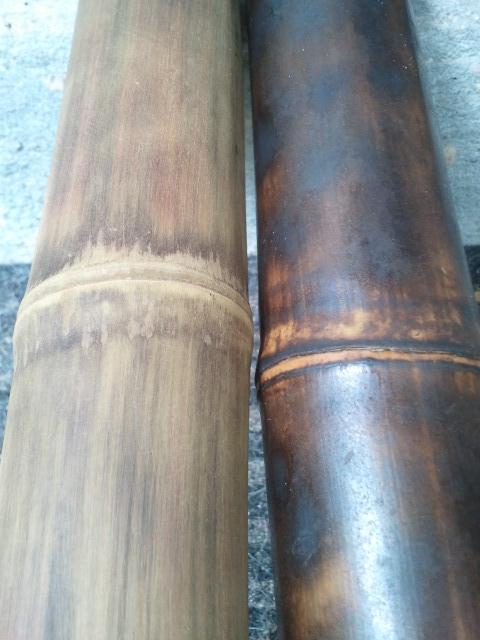Заготовки для бамбуковой рамы велосипеда