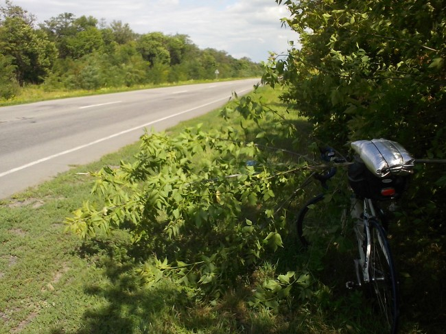 ремонт камеры велосипеда