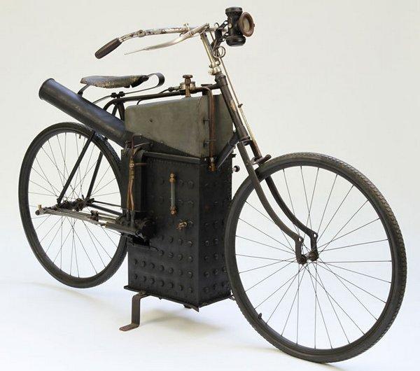велосипед Roper 1894 года