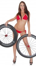 stradalli_50mm_85mm_carbon_clincher_bike_wheels_hot_bikini_girl