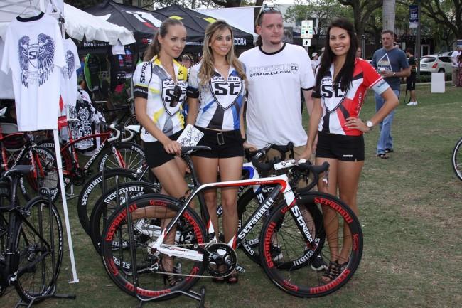 карбоновый велосипед Страдалли