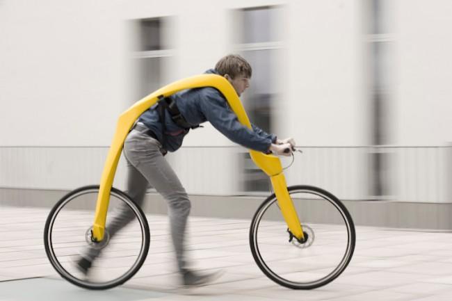 Велосипед Топосипед