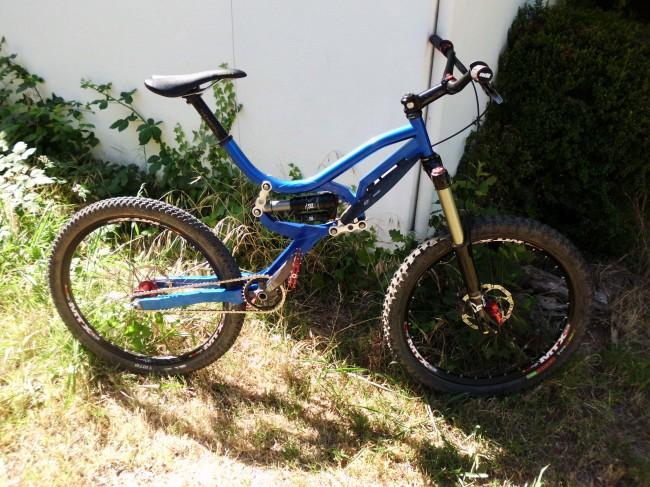 Ram Bike Велосипед Ричарда Шепарда