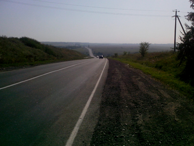 донецкие дороги