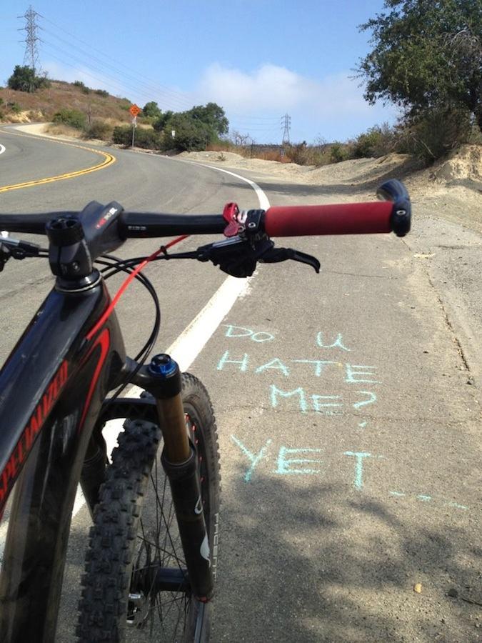 Ненавижу велосипед