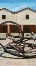 как рисовать велосипед
