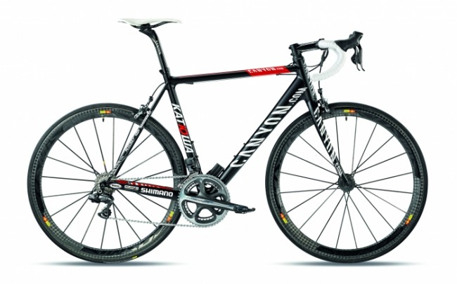 Велосипед Canyon ultimate cf slx