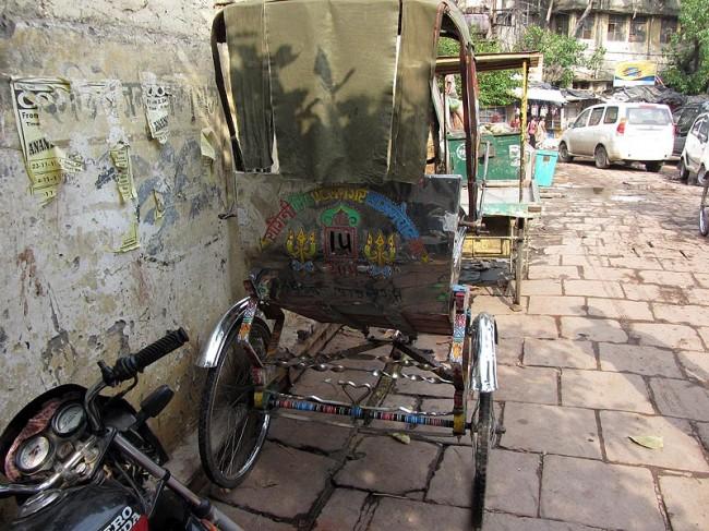велорикша, Индия
