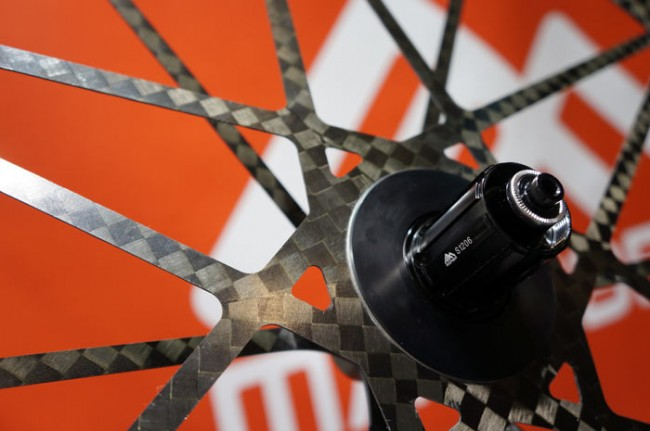 велосипедное колесо Mad Fiber