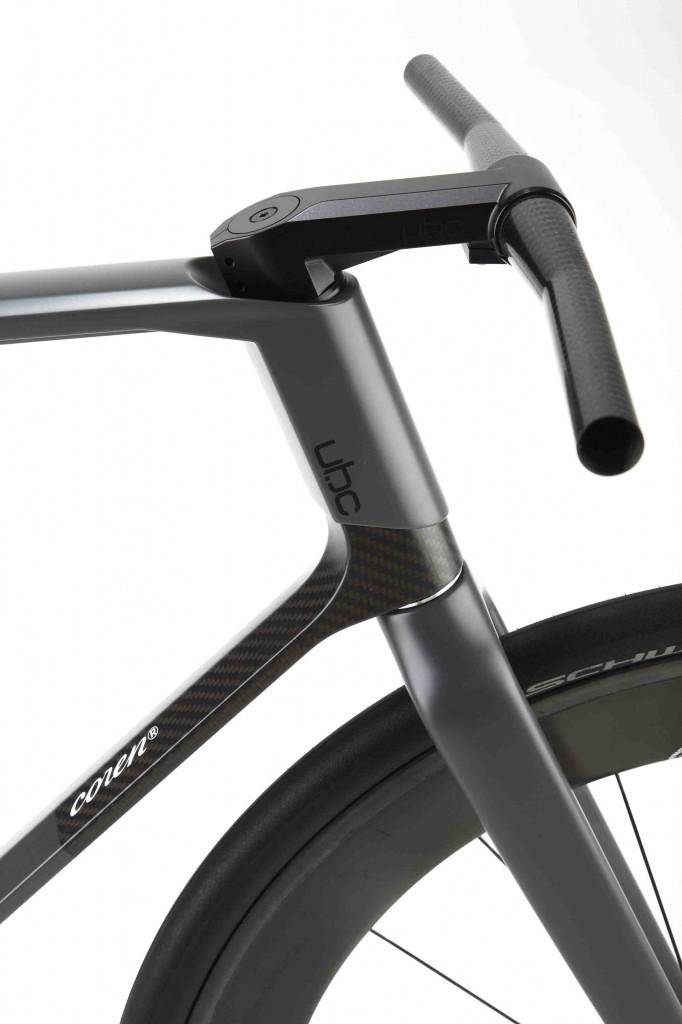 Велосипед Coren руль