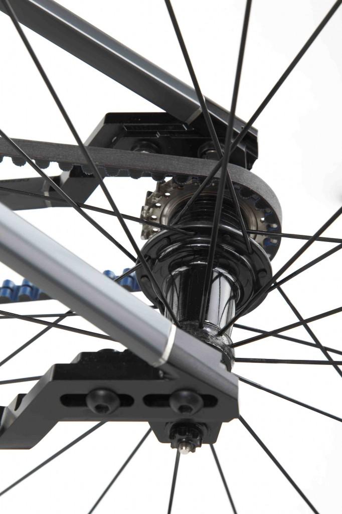 Велосипед Coren дроп аут