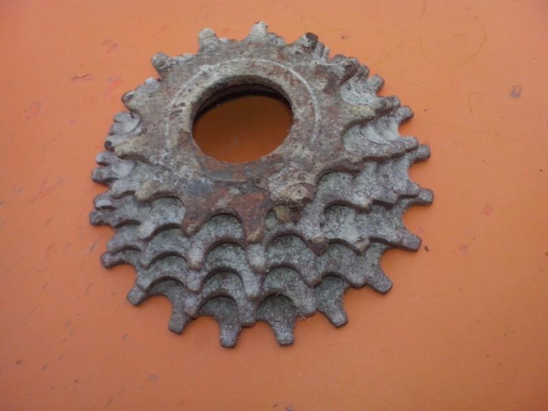 Велосипедный пятерик